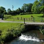 Evenwood mill stream